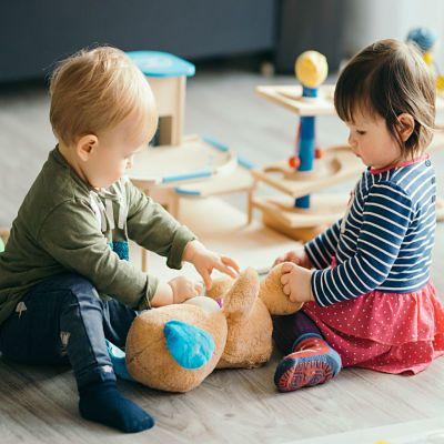 flexibele kinderopvang
